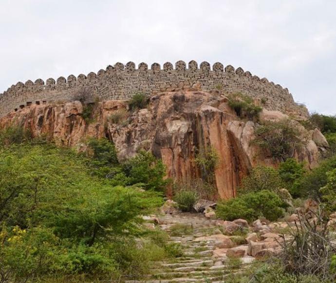 Fort (Old Hindu Fort)