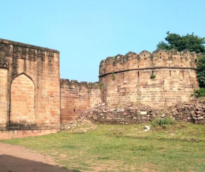 Ballarpur Fort