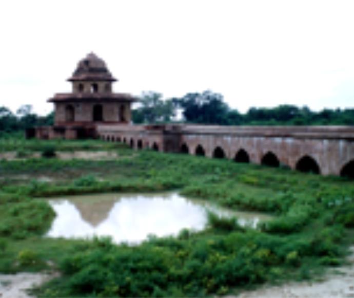 Burhia ka Tal,Agra