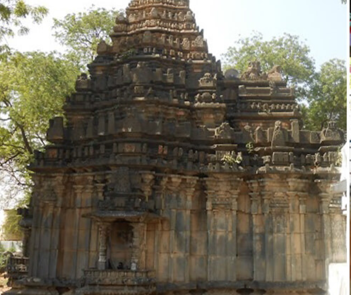 Sri Pachalasomeswara Swamy temple