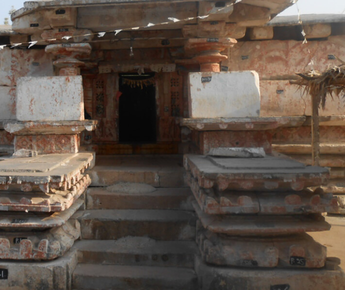 Sri Rajarajeswari Devi temple